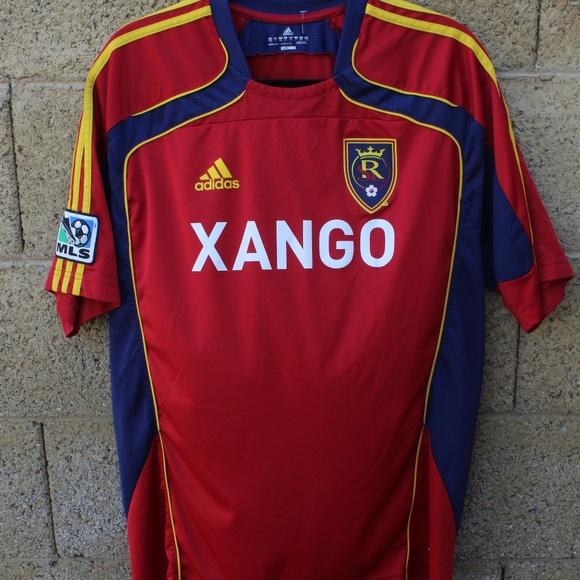 best service 56e1f 1d554 Adidas Soccer Real Salt Lake Jersey